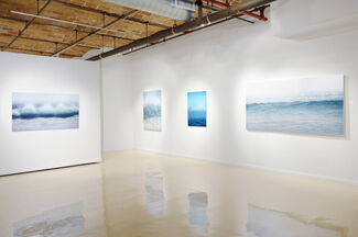 Chris Armstrong CURRENTS, installation view