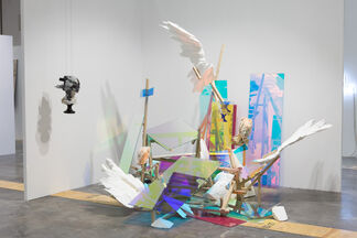 Stevenson, Cape Town and Johannesburg at Cape Town Art Fair 2017, installation view
