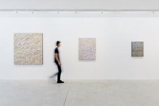 Juan Parada   Ceramic Turbulences, installation view