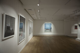 THE GLASS WORLD OF PEOPLE AND THINGS ..., installation view