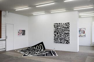 Tangerine Society - B. Thom Stevenson, installation view