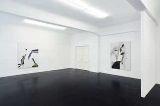 Vicky Uslé - Weightlessness Encounter, installation view