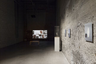The Fortune Teller, installation view