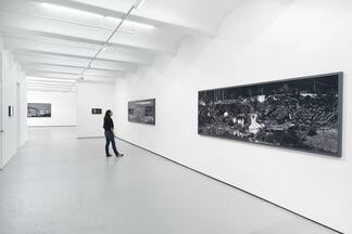 Richard Mosse: Heat Maps, installation view