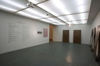 Nothing is True, Everything is Permitted, installation view