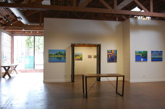 Anthony Montanino: Between Two Rivers, installation view