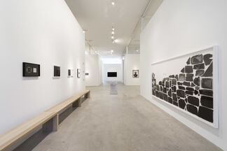 The Black Mirror (curated by Diane Rosenstein and James Welling), installation view