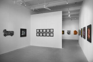 Jeremy Fish: The Spirit Animals, installation view