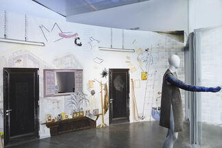 Laure Prouvost: For Forgetting, installation view