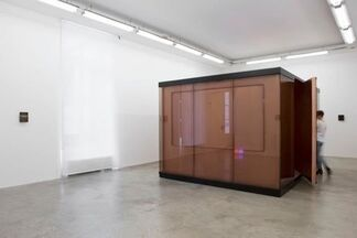 Laurent Grasso « Soleil Double », installation view