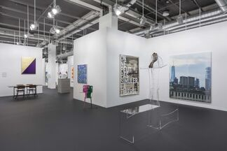 Galerie Chantal Crousel at Art Basel 2018, installation view