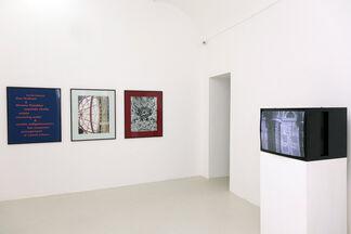 Umberto Di Marino at Art Brussels 2014, installation view
