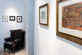 José Gurvich -  Works on Paper and Ceramics, installation view