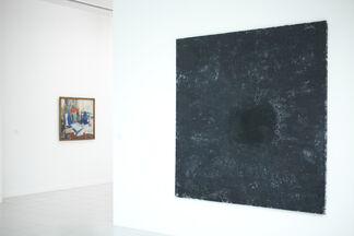 """Biennial of Painting: """"The Touch of the Painter"""", installation view"""