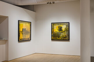 Mark Mahosky: The Yellow Drawings, 1986-2017, installation view
