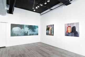 Figuratively Dreaming, installation view