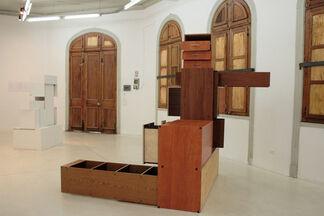 ACUMULATIVA FURNITURE - Rodrigo Lobos, installation view