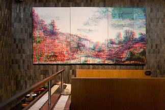 De Vancouver a Calgary, installation view