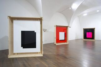 Gerold Miller - Set, installation view