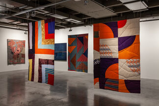 The Event of a Thread: Global Narratives in Textiles, installation view