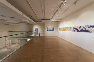 Plural Landscape: Yuan Hui-Li Solo Exhibition 2014, installation view