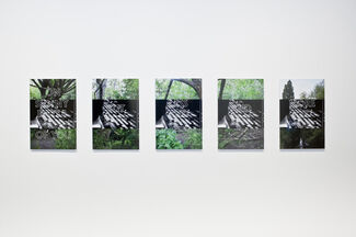 The Uneventful Day: Jim Woodall, Alexander Page and Luke Burton, installation view