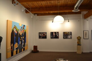 Inappropriate, installation view