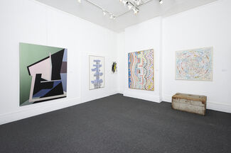 Abstraction 14, installation view