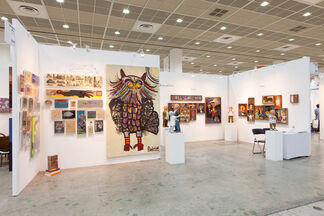 Gallery Mac at KIAF 2015, installation view