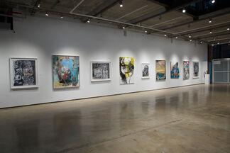 Re America, installation view