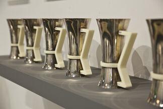 Nicholas Kilner at Collective Design, installation view