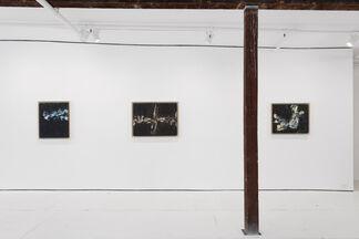Al Held in Paris: 1952-1953, installation view