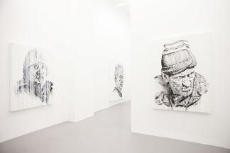 Hendrik Beikirch 'Waiting', installation view