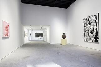 Sinthome, installation view