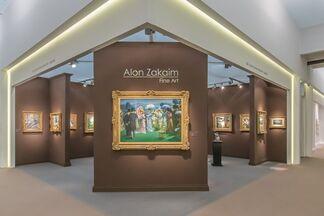 Alon Zakaim Fine Art at TEFAF Maastricht 2013, installation view