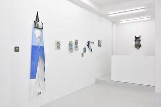 Espace commun, installation view