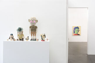 """Joakim Ojanen: """"What a Time to be Alive :( """", installation view"""