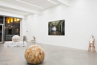 The Uncanny: Adeline de Monseignat and Berndnaut Smilde, installation view
