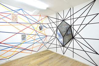 "Maurizio Donzelli / ""Diramante 2"" , curated by Bartholomew F. Bland, installation view"
