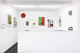 Mathieu Mercier, installation view