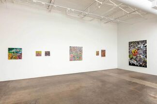 Steven Charles: You and I are living now, installation view