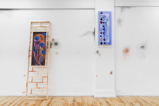 Ozone Gleaners, installation view
