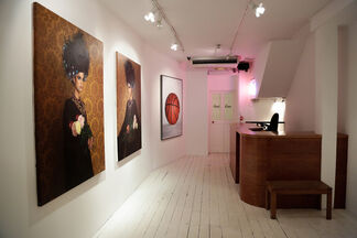 The Way Of All Flesh, installation view