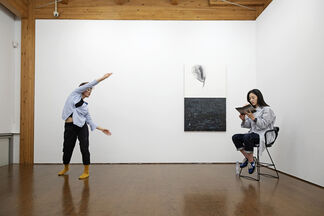 'White', installation view