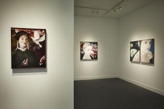 David Michael Smith : FLORILEGIUM, installation view