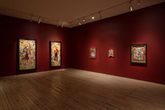 Joe Coleman and The Shadow Self, installation view