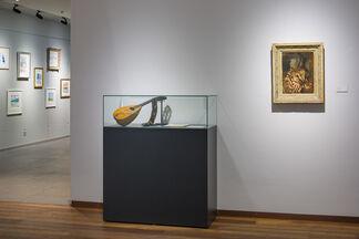 Cuno Amiet - Retrospective on his 150th anniversary, installation view