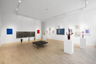 Stano Filko : Reality of Cosmos, installation view