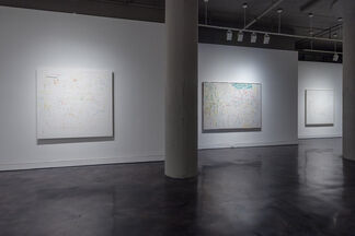 Nancy Graves: Synecdoche, installation view