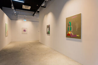 A Point of Signification   Group Exhibition, installation view